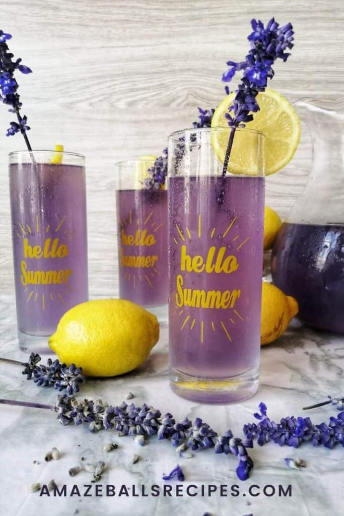 lemonade recipe with lemon juice