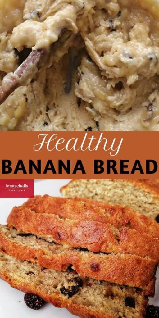 super healthy banana bread