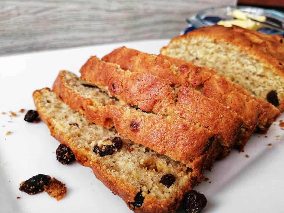 healthy moist banana bread recipe