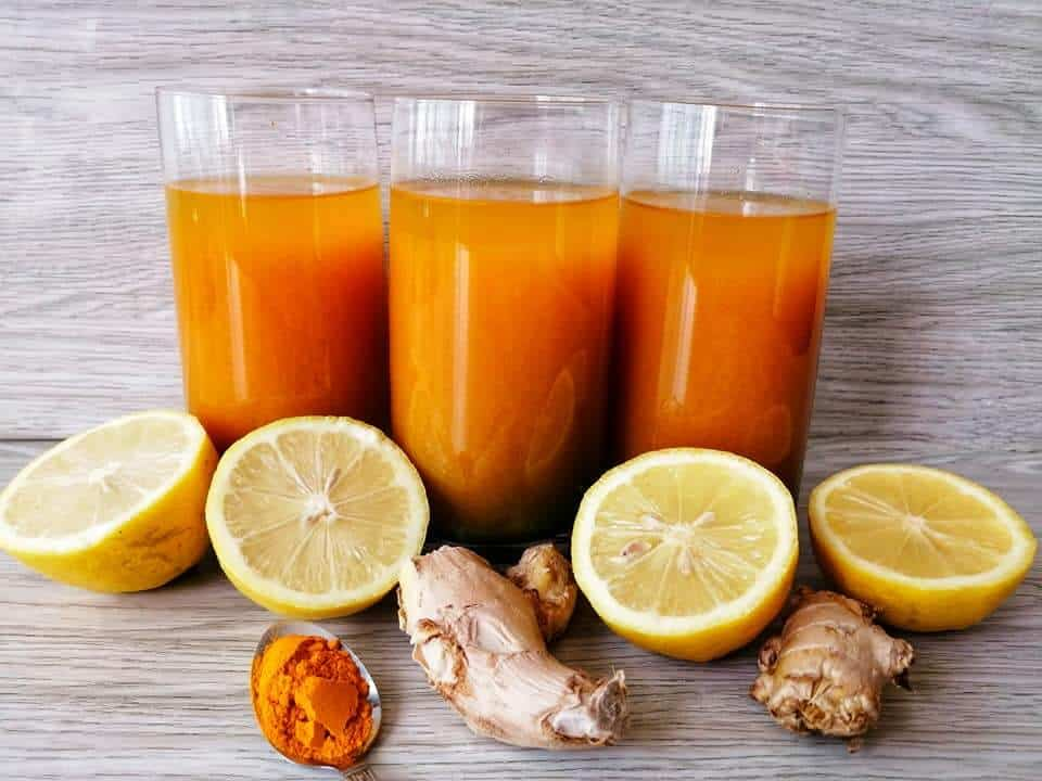 turmeric weight loss recipes