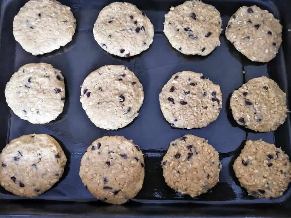oatmeal cookies raisin